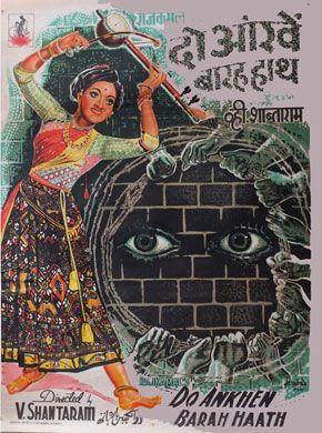 Do Aankhen Barah Haath 1957